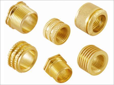 Brass Insert - Ganesh Brass Industries Jamnagar Gujarat India ...